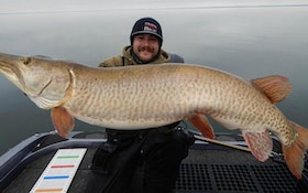 Minnesota Angler Catches Two Massive Muskies Nearly Back to Back