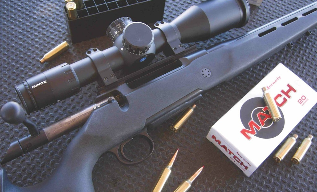 A Look at Long-Range Rifles Past and Present