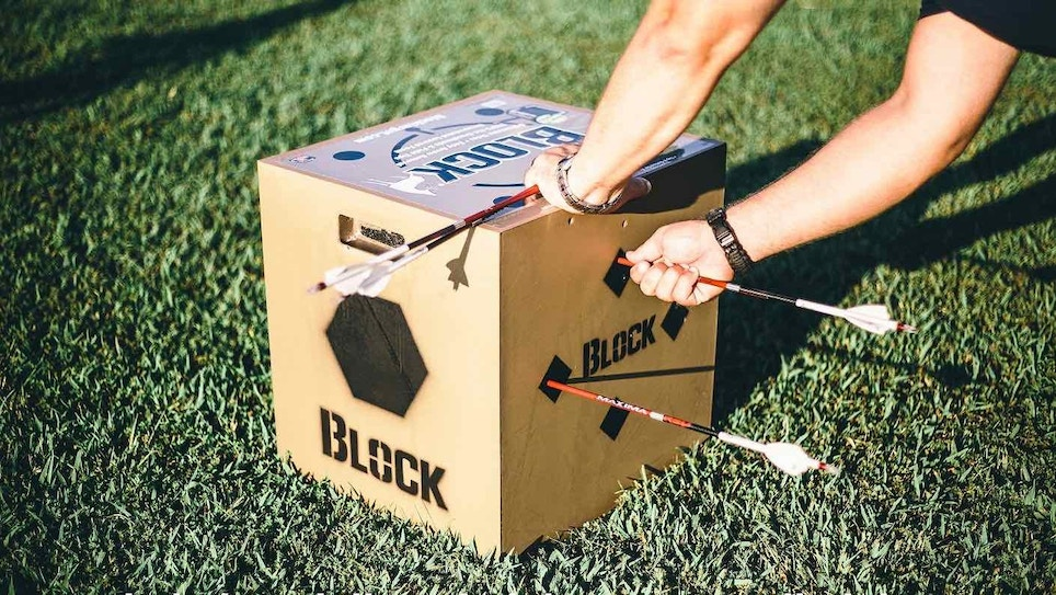 Archery Shooting Tip: Avoid Stacking (and Breaking) Arrows