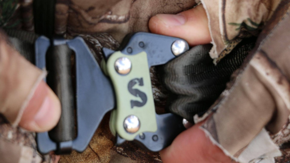 Top 10 treestand safety tips
