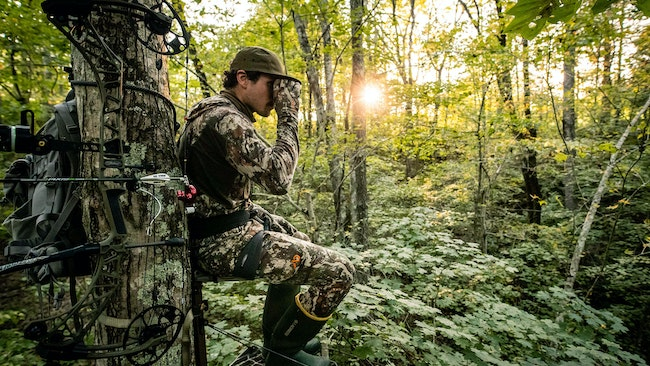 First Lite Specter, a New Camo for Whitetail Hunters