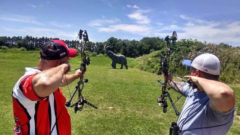 Archers: Make Plans to Attend a Rinehart R100 Archery Festival