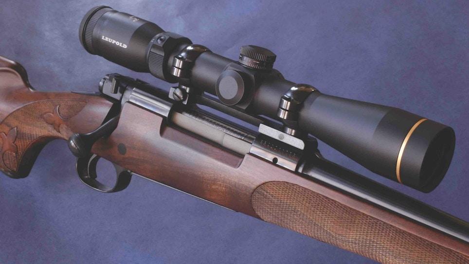 Walnut Rifle Stocks Past and Present