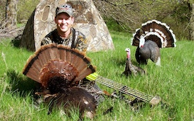 Bowhunting Turkeys: Test Your Bowsight Pins for Point-Blank Shots