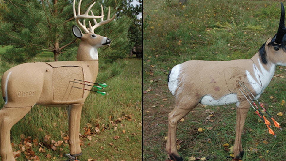 Field Test: 2008 Bowhunting Targets
