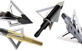 Fixed-Blade Broadheads for 2011