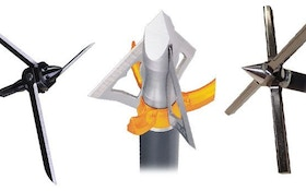New Turkey & Small Game Broadheads for 2011