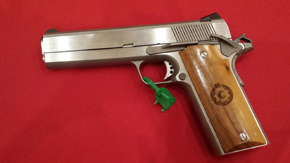 Coonan 1911 Shoots  357 Magnums | Grand View Outdoors