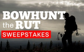 Enter here to win the 2017 Bowhunt the Rut Sweepstakes!