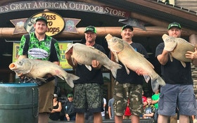 2018 Muzzy Classic Bowfishing Photos & Results