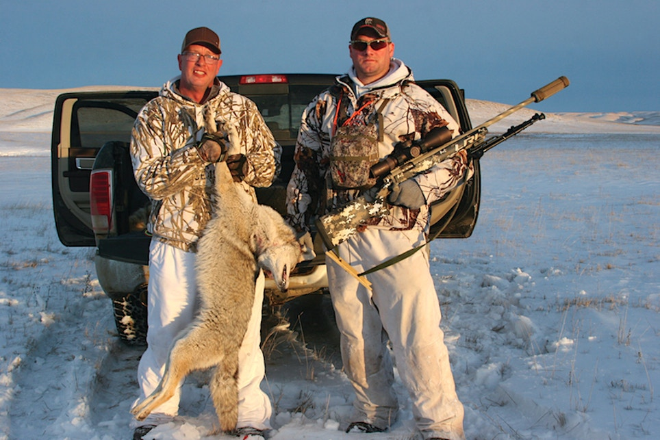 Review: The 22 Creedmoor on Coyotes