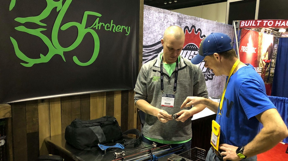 365 Archery shows stabilizers matter