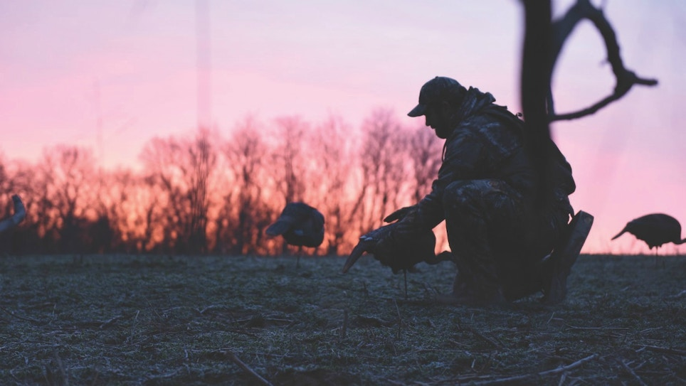 3 Common Blunders When Bowhunting Turkeys