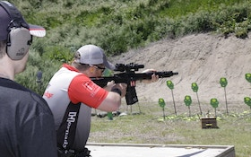 Practice 3-Gun Shooting to Improve Predator Success Rates