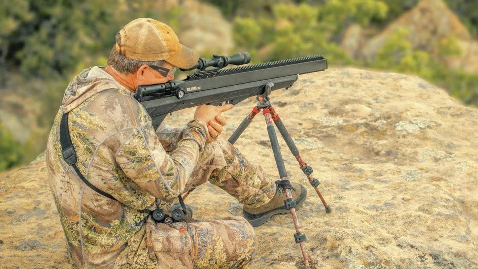 Safari Club International Adds Airgun Category to Its Record Book and World Hunting Awards