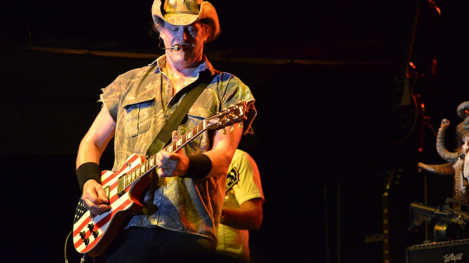 Top 10 Ted Nugent quotes on guns and hunting, part I