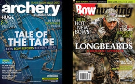 Bowhunting World, Archery Business earn Excellence Awards