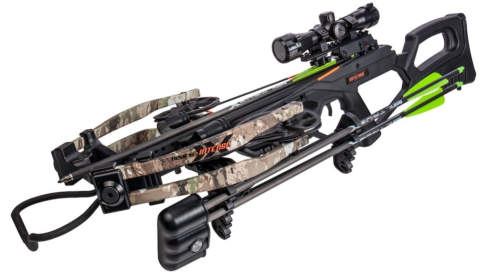 Crossbow Review: BearX Intense