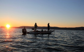 Tournament pre-fishing and the Bassmaster Classic