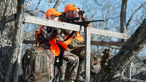 Most whitetail hunters were introduced to the sport thanks to a mentor. Have you done your part in mentoring new or young hunters to help grow our sport and preserve our hunting heritage?
