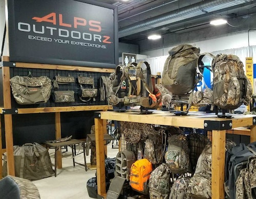 ALPS OutdoorZ, the hunting gear moniker for ALPS Brands, made its mark several years ago by offering packs purposefully designed for remote wilderness hunting. Today, ALPS OutdoorZ products cover everything from day and expedition packs to waterfowl blinds and turkey hunting vests, as well as furniture, gun cases and sleeping bags.