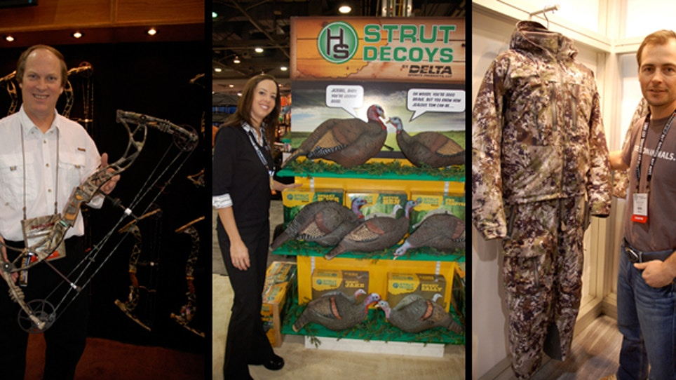 New Bowhunting Products, Part 1