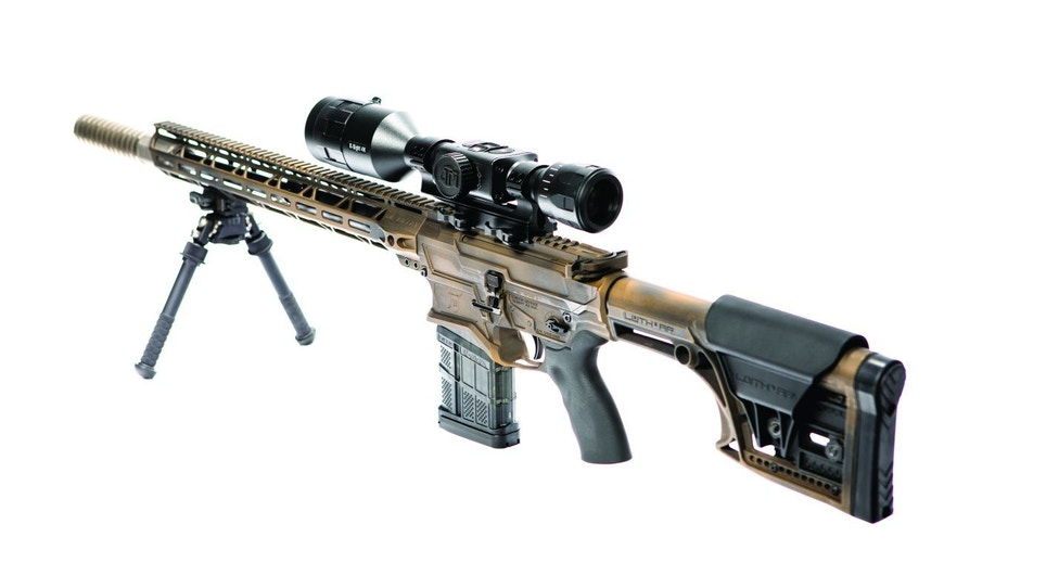 Must-See Optics for Hunting Predators