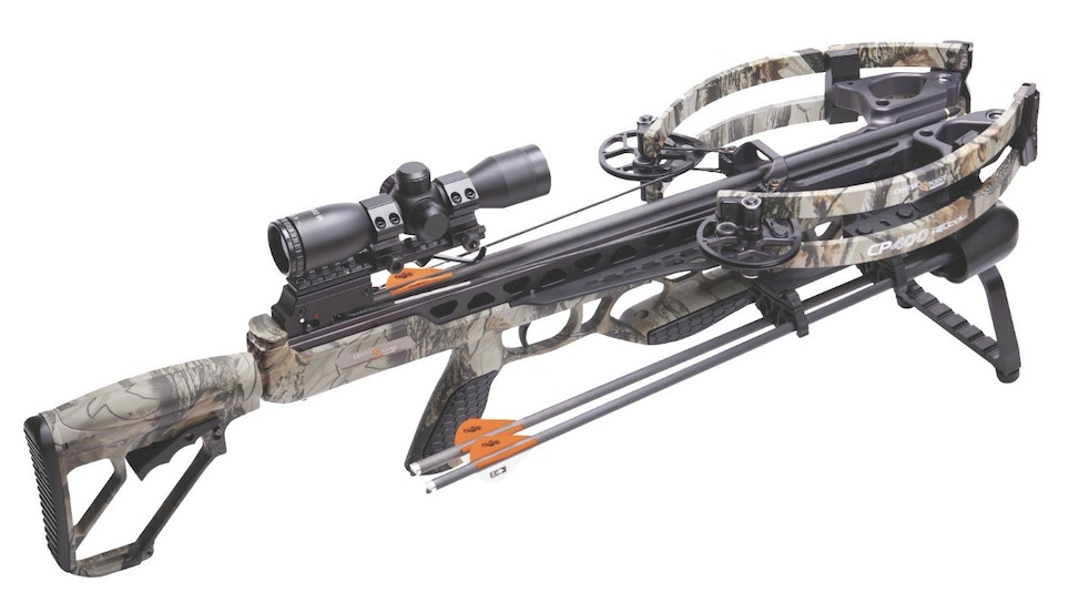 Crossbow Review: CenterPoint CP400