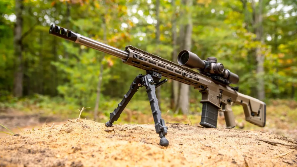 First Look: Redesigned Accu-Tac G2 Bipod Lineup