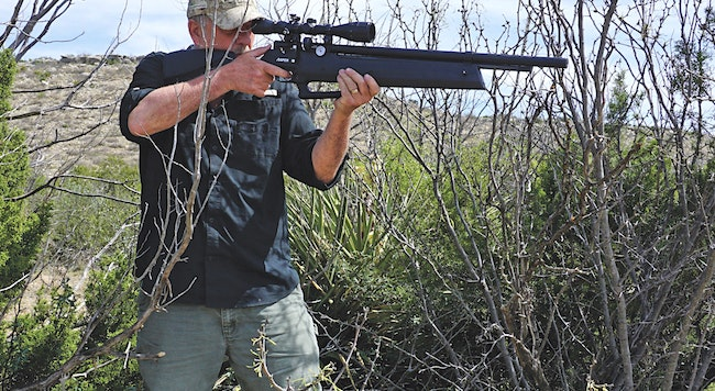 Hunting With an Innovative, Multi-pump PCP Air Rifle