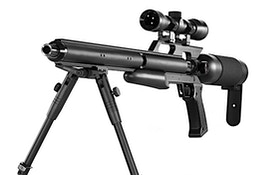 AirForce Airguns Power Up with Carbon Fiber