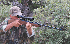 Challenge Yourself: Rabbit Hunting With a Spring Piston Air Rifle