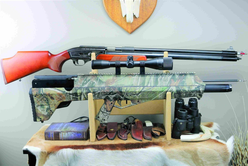 Arrow-Launching Airguns in 2020