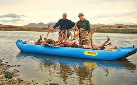 Bowhunting Alaska's Rivers