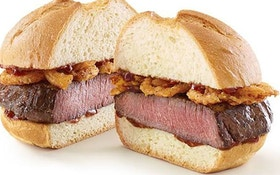 Arby's is bringing its venison sandwich back for one day only
