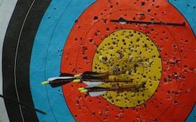 Pennsylvania girl, 8, on target with sharpshooting skills