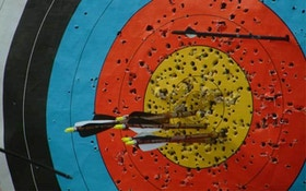 Bison, Flatlands Greet World's Best Young Archers