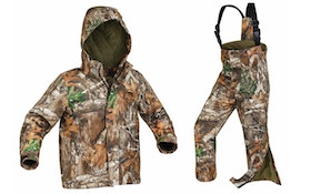 Arctic Shield Youth Classic Elite Parka and Bibs