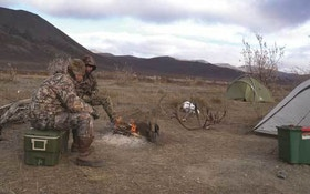 Advice for planning a caribou bowhunt in Alaska