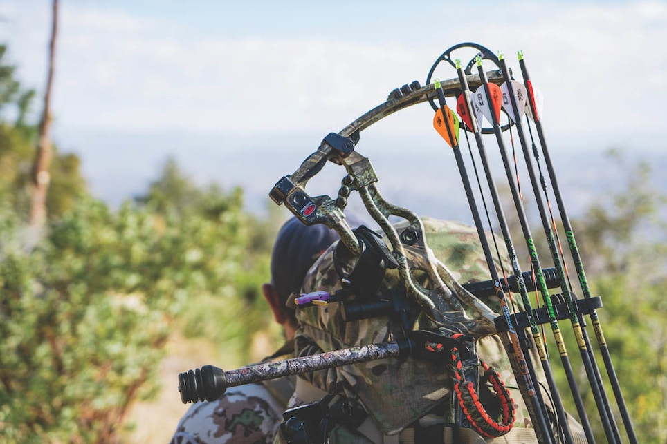 Spot-and-Stalk Bowhunting for Spring Bears
