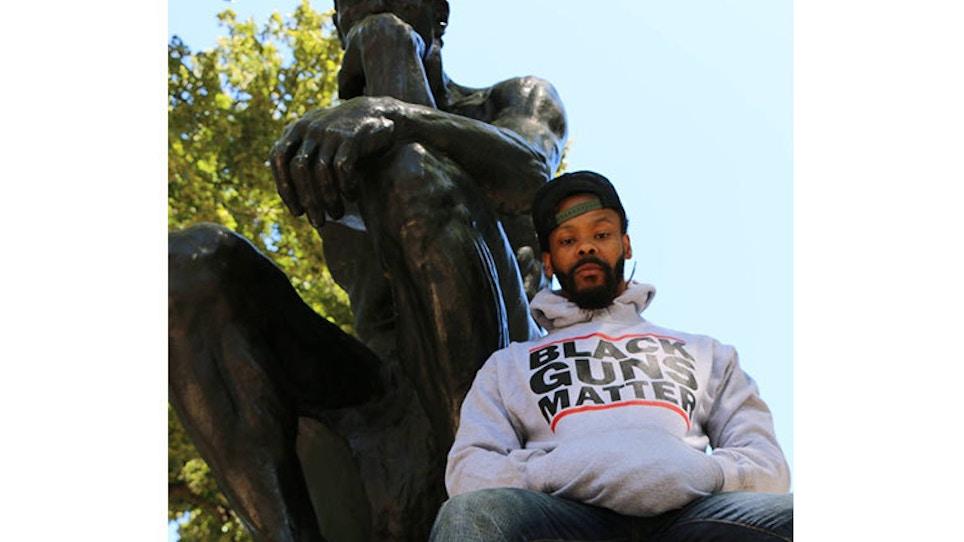 """Black Guns Matter"" Campaign Launched"