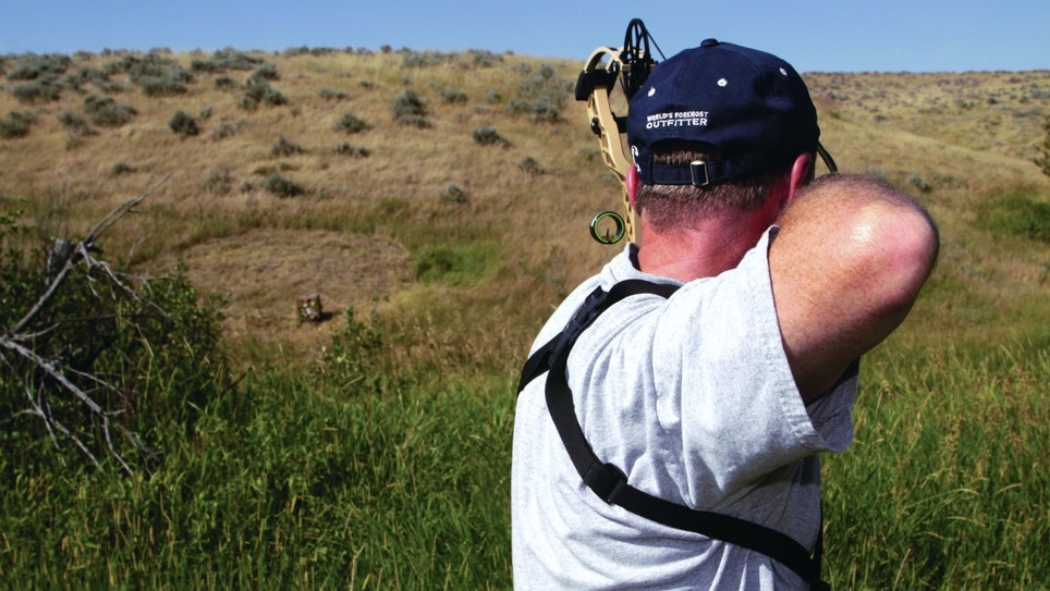 Setting Up a Long-Range Bow for Western Whitetails