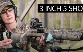 Video: Turkey Ammo Testing, 3- vs. 3.5-Inch Loads