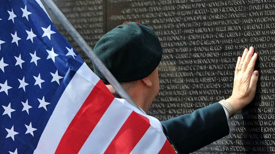 Remembering Veterans: Why I Sat on a Rock and Wept