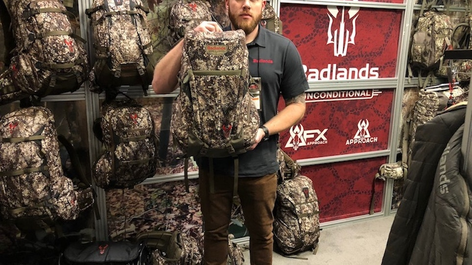 3 great hunting packs from SHOT Show