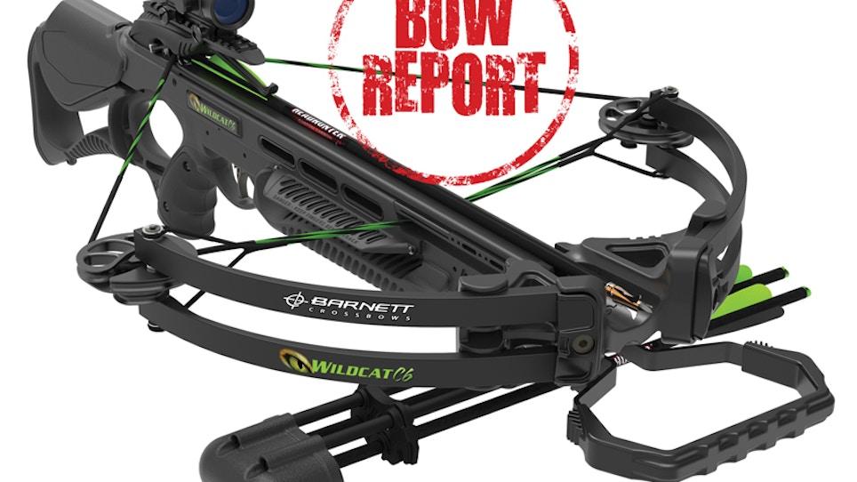 Bow Report: Barnett Wildcat C6