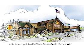 Bass Pro Shop In Tacoma First In Northwest