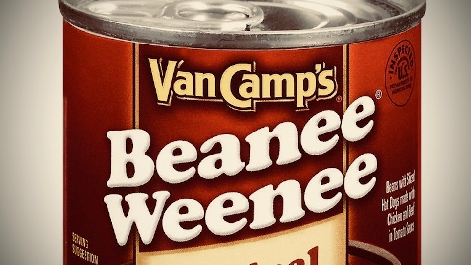 Beanee Weenee and Other Snacks NOT to Take on the Treestand