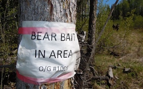Hoarding Bait for Black Bear Success