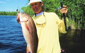 Redfish Can't Resist This Lifelike Lure